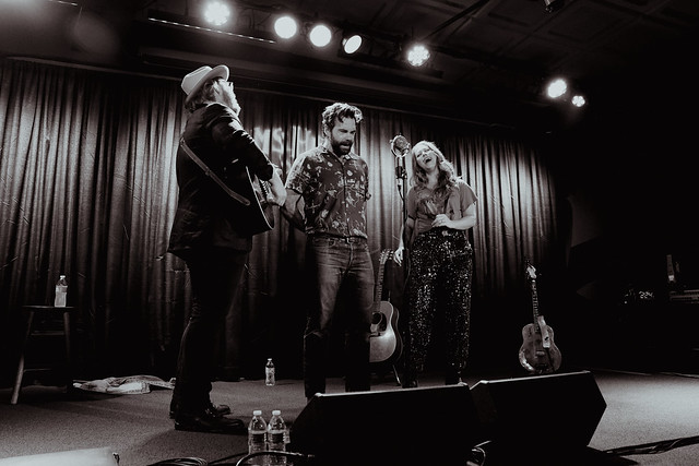 The Lone Bellow - Ram's Head On Stage - 10.03.21 CVock 7