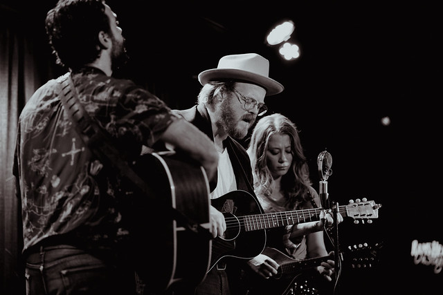 The Lone Bellow - Ram's Head On Stage - 10.03.21 CVock 6