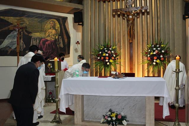 Tercer Aniversario Sacerdotal P. Eduardo Oviedo