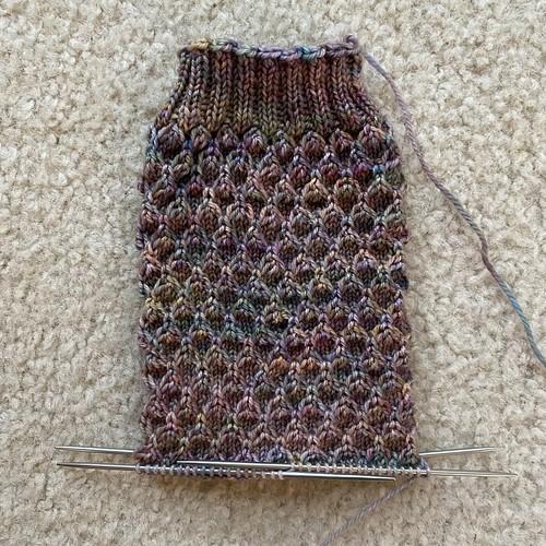 Mermaid avenue sock