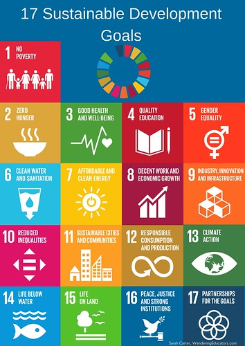 17 sustainable development goals. From Climate Change and Inequality...Does Climate Change Discriminate?