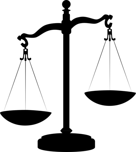 scales of justice. From Climate Change and Inequality...Does Climate Change Discriminate?