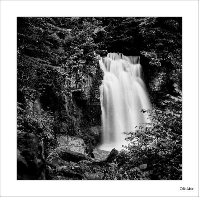 Lynn Falls - 2021-08-15th, Dalry, f8@ 5 sec, ND4 filter