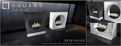 ZION  Bio Fireplaces