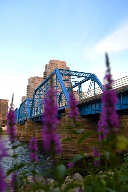 Blue Bridge - Grand Rapids