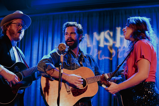 The Lone Bellow - Ram's Head On Stage - 10.03.21 CVock 2