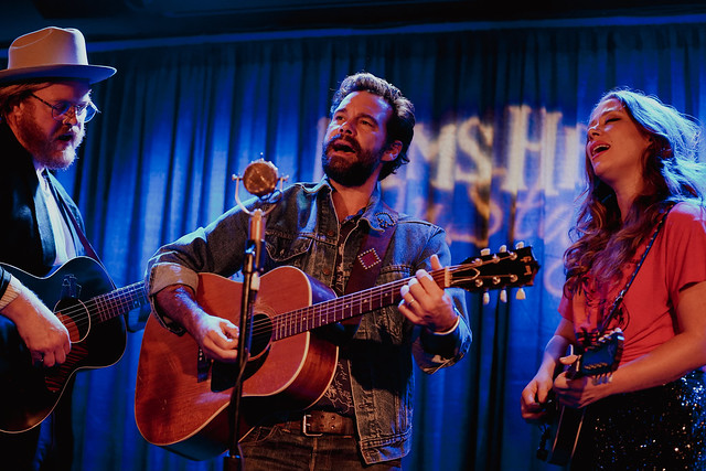 The Lone Bellow - Ram's Head On Stage - 10.03.21 CVock 1