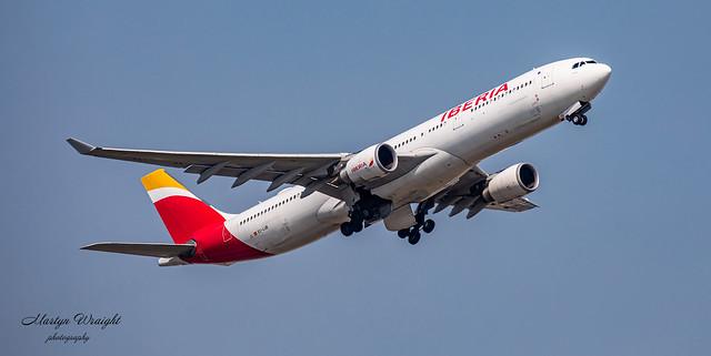 Iberia Airbus A330-200