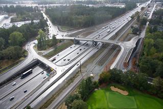New Thorne Lane interchange in Lakewood