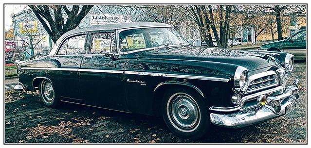 1955 Chrysler Windsor Deluxe Four-Door Sedan Prisma photo / Google Search Item