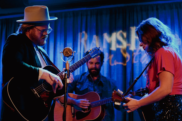 The Lone Bellow - Ram's Head On Stage - 10.03.21 CVock 15