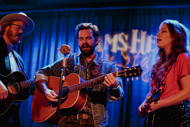 The Lone Bellow - Ram's Head On Stage - 10.03.21 CVock 8