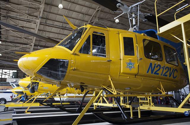 N212VC Bell 212 Ventura County Sheriff