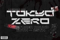 TOKYO ZERO SCARYTOBER