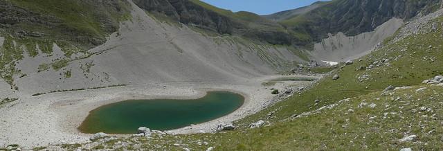 Lago di Pilato - Lake of Pilate