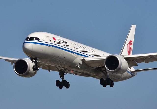 Air China B-7898