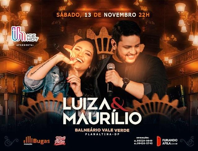 LUIZA & MAURÍLIO - PLANALTINA