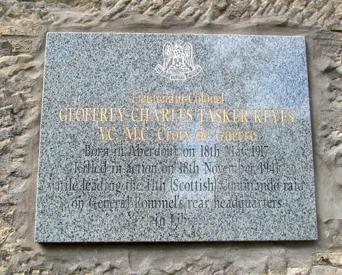 War Death Commemoration, Aberdour