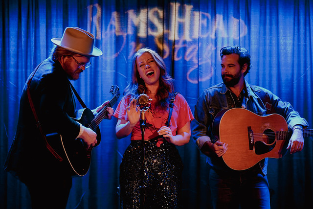 The Lone Bellow - Ram's Head On Stage - 10.03.21 CVock 5