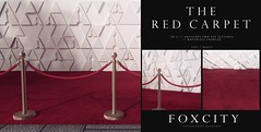 FOXCITY. Photo Booth - The Red Carpet