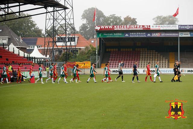 Go Ahead Eagles - Lommel SK 07-10-2021  2-2