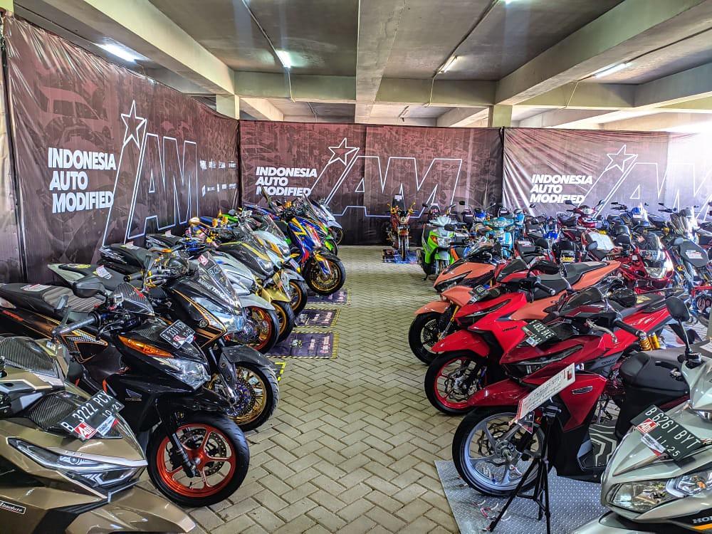 IAM ADI PRO MOTOR-EX MODIFICATION CONTEST