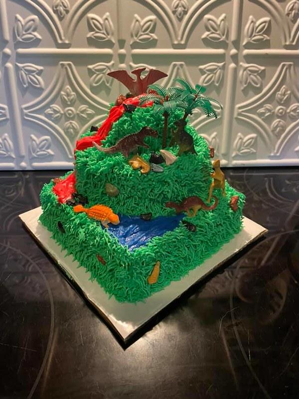 Cake by Sweet Tarts Bake Shop