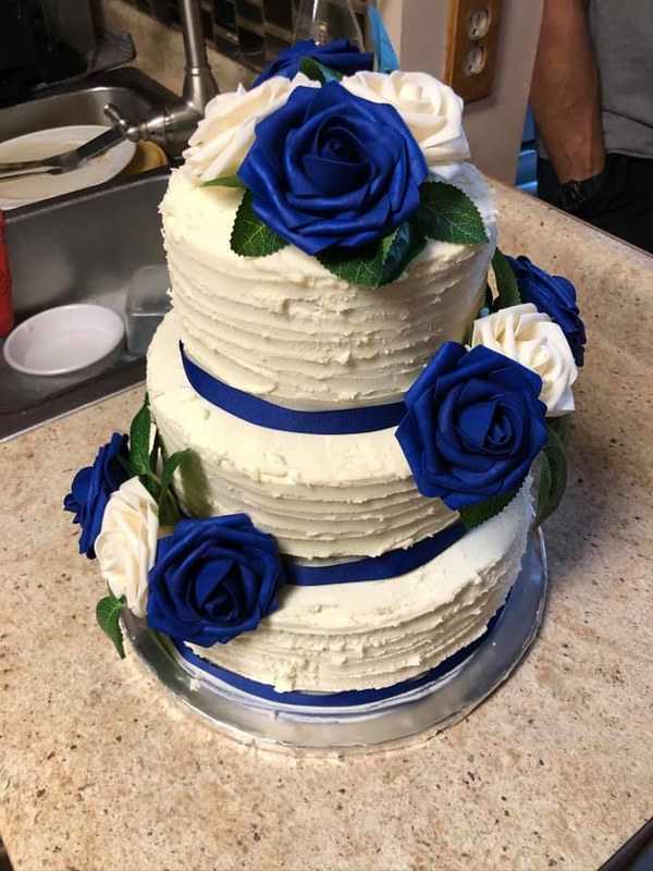 Cake by Swan's Sweets