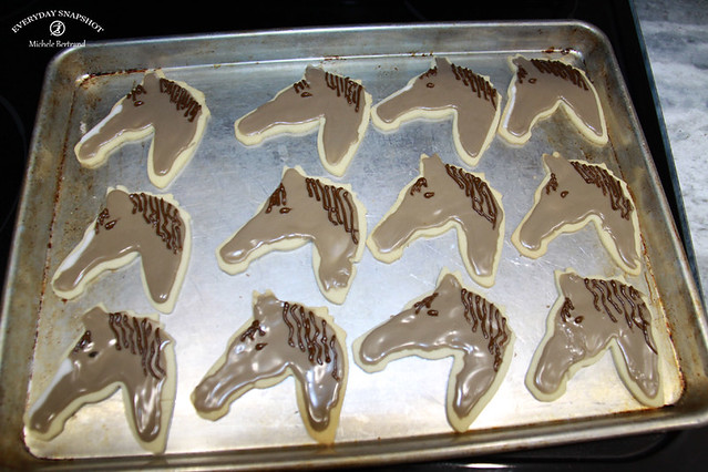 Horse Sugar Cookies (6)