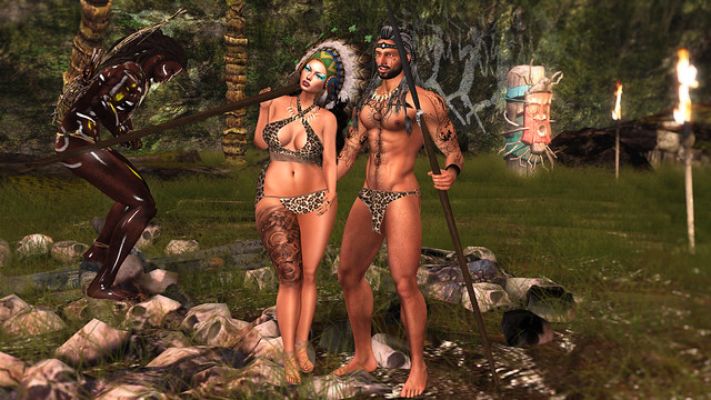 Tribal fun