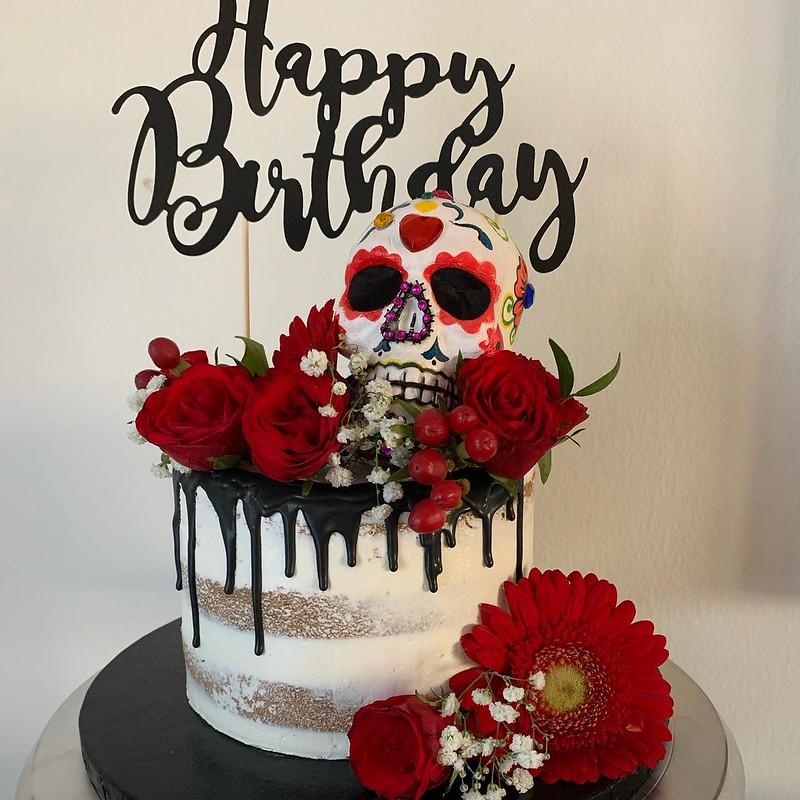 Cake by CamAri's Cupcakery LLC.