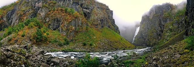Vøringsfossen Panorama