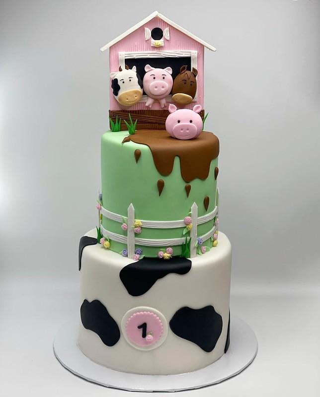 Cake by Sweet Cakes Utah