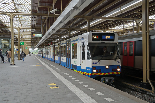 Amstel Station - Amsterdam (Netherlands)