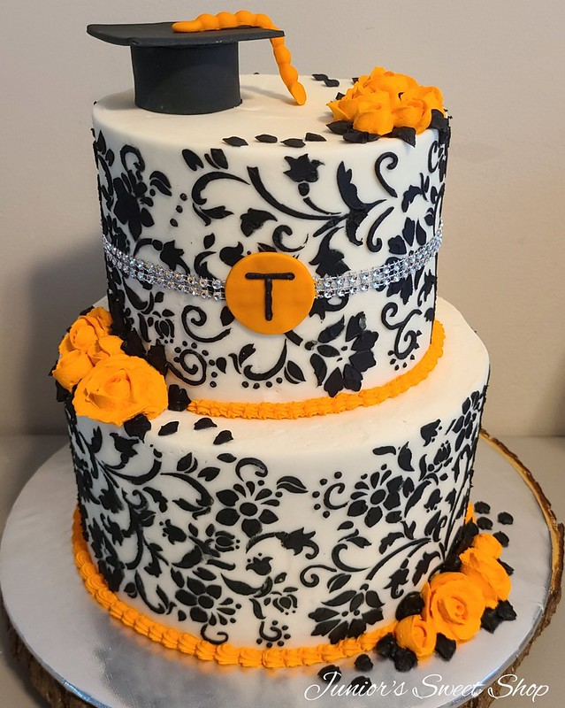 Cake by Junior's Sweet Shop