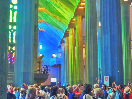 Colorful church