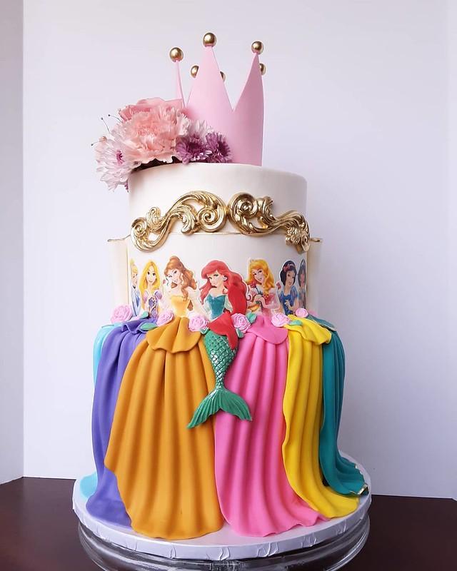 Cake by Nanis Cookie Jar
