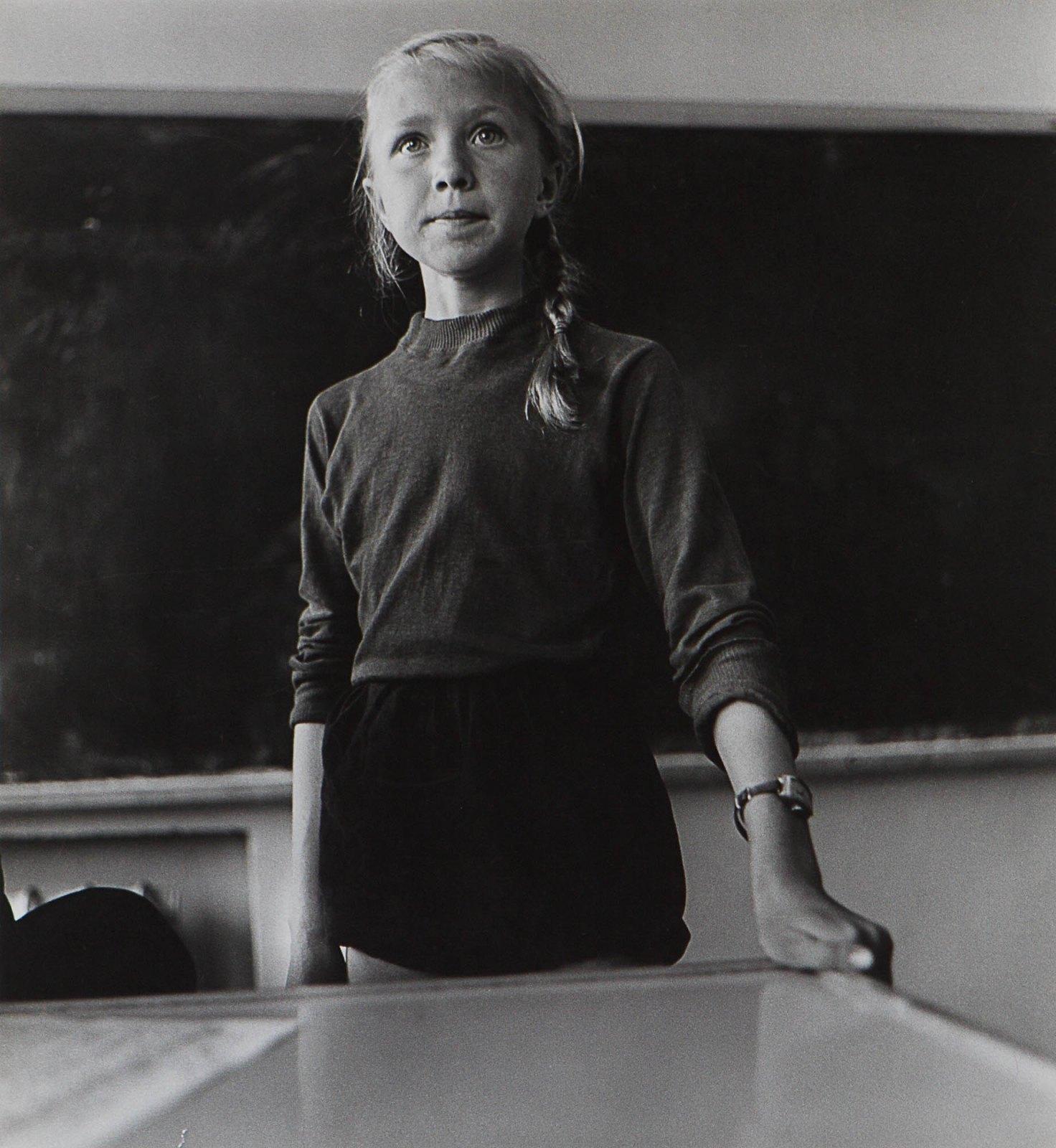 1966. Отбор в художественную школу. Жемайтия (5)