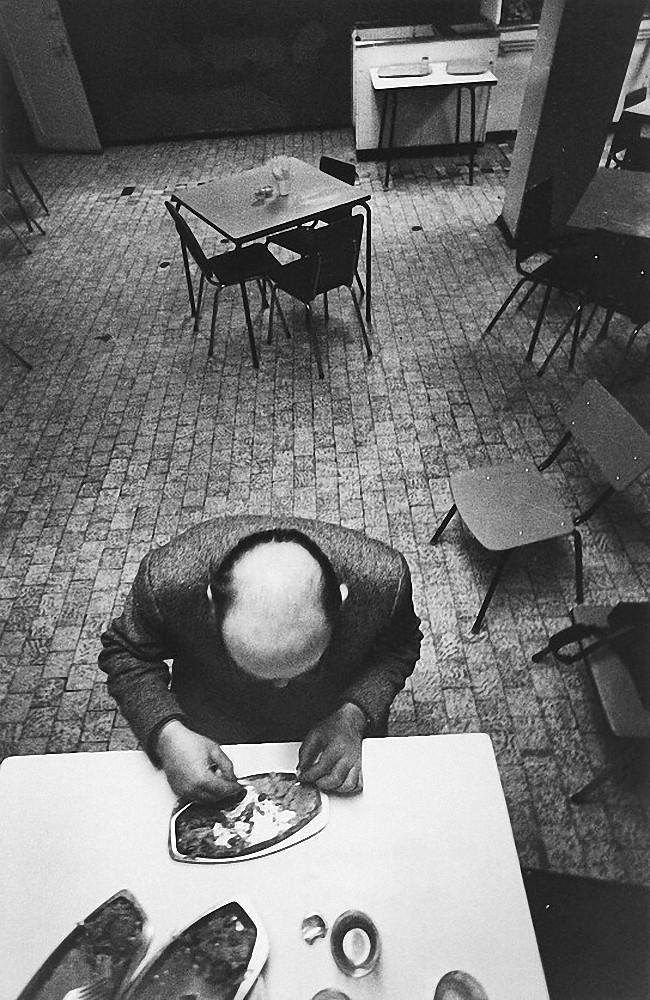 1966. Вильнюс. Обед