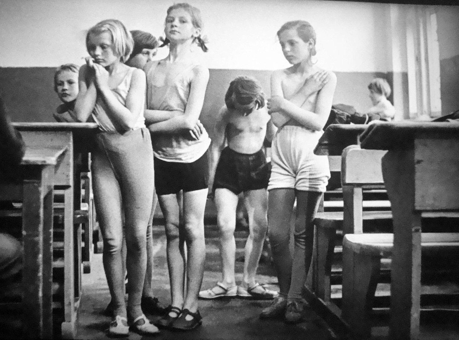 1966. Отбор в художественную школу. Жемайтия (3)