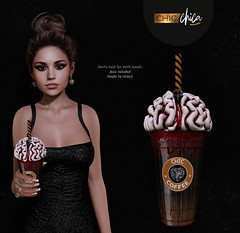 Hell Frappuccino by ChicChica @ Collabor88