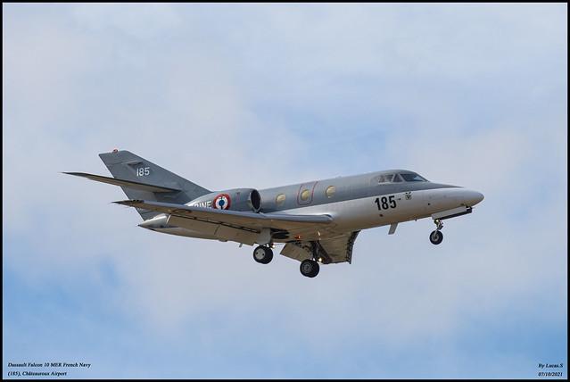 Dassault Falcon 10 MER French Navy (185)