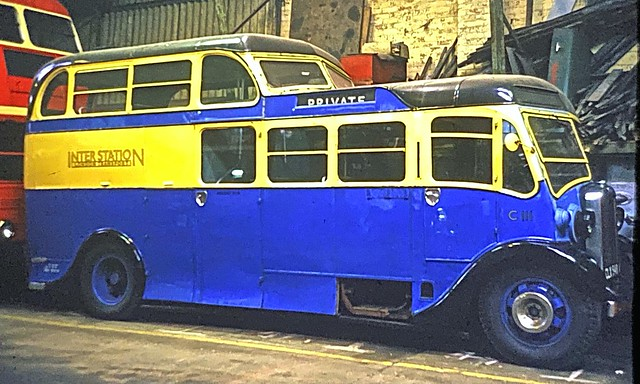 Inter-Station Express - and Tommy's transporter