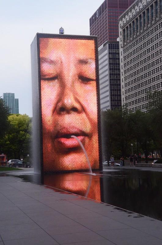 Crown Fountain, Millennium Park, Chicago (3)