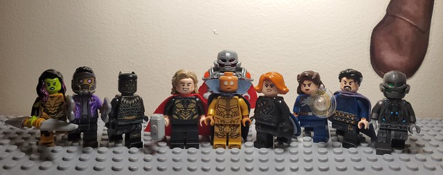The Guardians of the Multiverse!