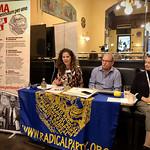 Irene Testa, Marco Gentili e Patrizia Giacone