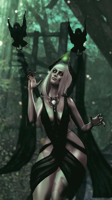 Crow Empress.
