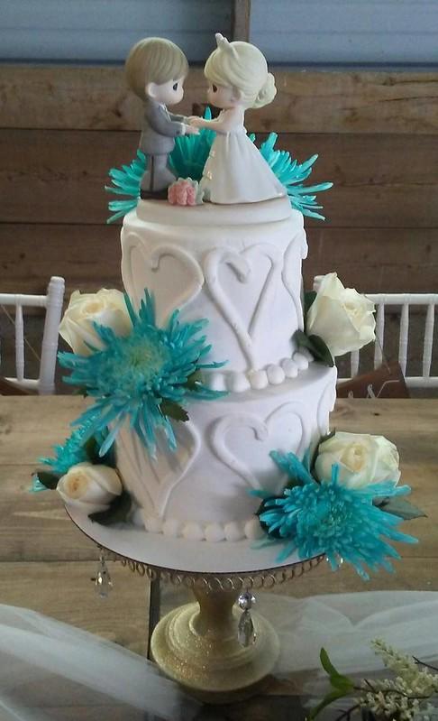 Cake by Queen Bee Bakery