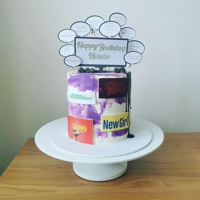 Cake by Three Bears Bakery