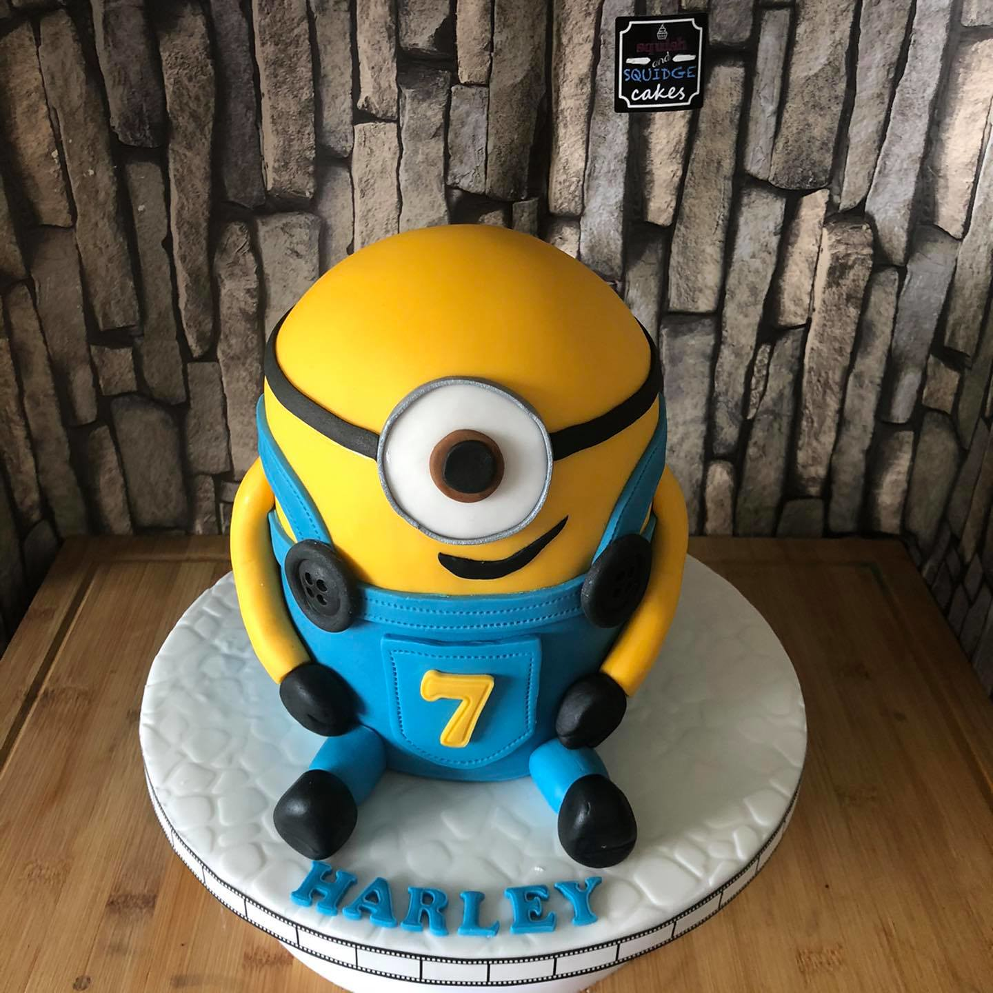 Cake by Squish and Squidge Cakes